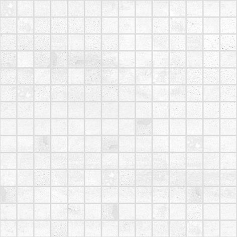 Керамическая мозаика Laparet Concrete серая 30х30 см мозаика мраморная 30х30х0 9 lgp серая