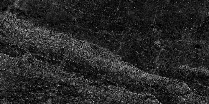 Керамическая плитка Laparet Crystal чёрная настенная 30х60 см керамическая плитка керлайф amani classico marron 1с настенная 31 5х63 см