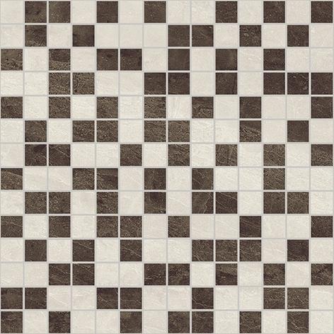 Керамическая мозаика Laparet Crystal коричневый+бежевый 30х30 см стоимость