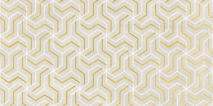 Керамический декор Laparet Crystal Fractal бежевый 30х60 см керамический декор laparet genesis fractal бежевый 30х60 см