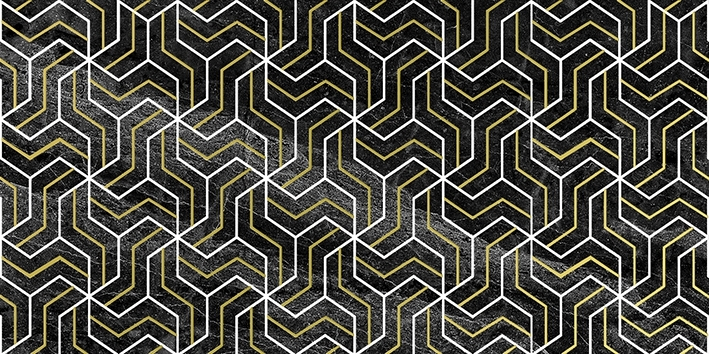 Керамический декор Laparet Crystal Fractal чёрный 30х60 см керамический декор laparet genesis fractal бежевый 30х60 см