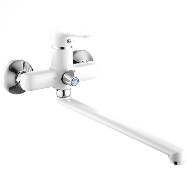 Купить Смеситель для ванны, H H22207 универсальный Белый, Groneo, Китай