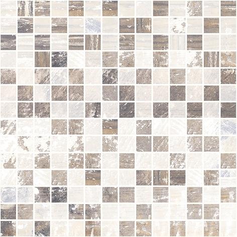 Керамическая мозаика Laparet Extra коричневый+бежевый 30х30 см стоимость