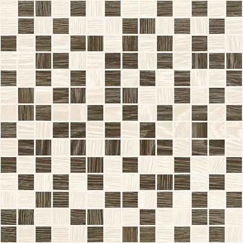 Керамическая мозаика Laparet Genesis коричневый+бежевый 30х30 см стоимость