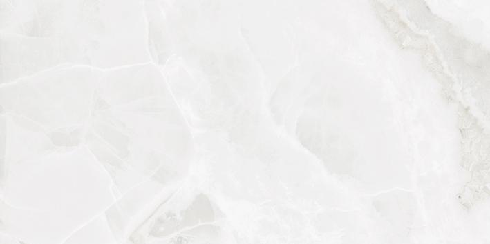 Керамическая плитка Laparet Plazma белая настенная 30х60 см