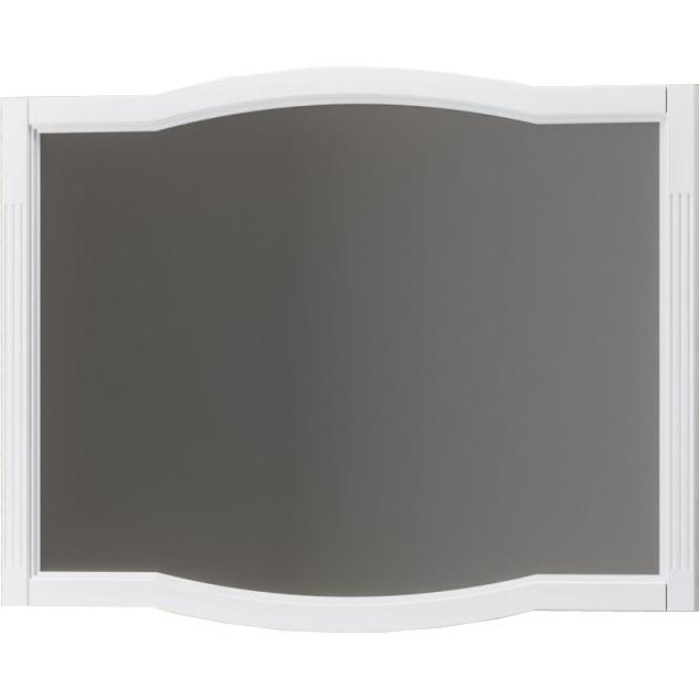 Зеркало Opadiris Лаура 120 Z0000012471 Белое матовое