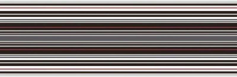 Керамический декор Absolut Keramika Aure Decor Lines Red 15х45 см керамическая плитка absolut keramika aure blanco настенная 15х45 см