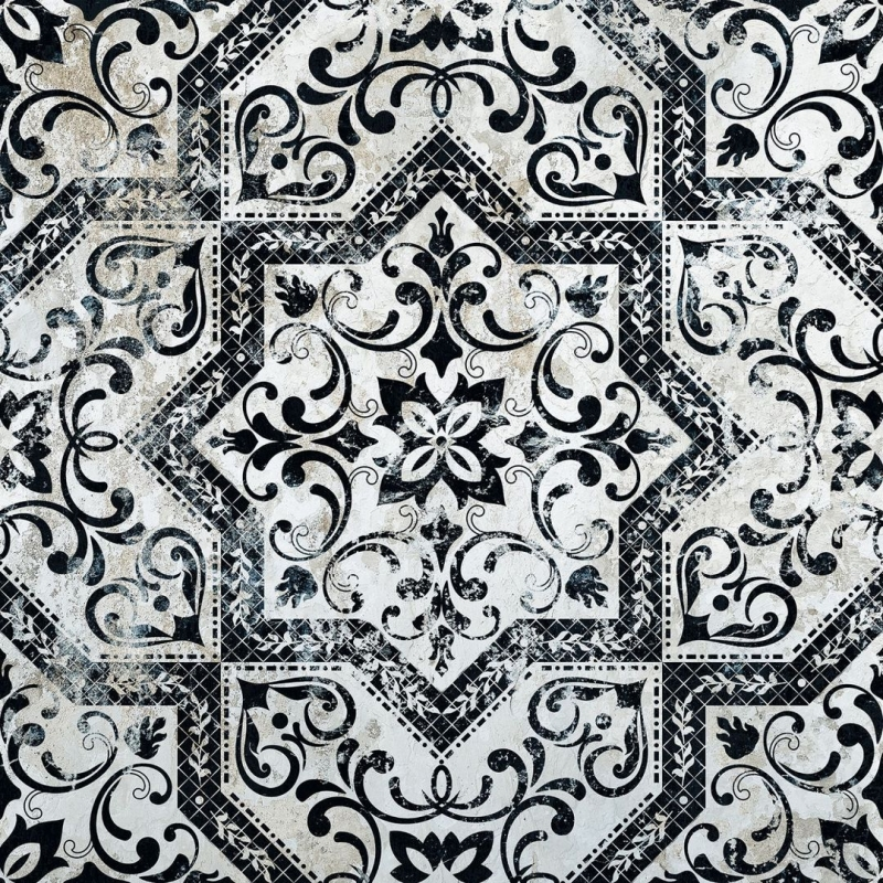 Керамогранит Absolut Keramika Mindanao Decor 60х60 см