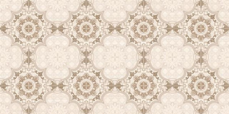 Керамический декор Ceracasa Aquarelle Deco Beige 53х106 см цена и фото