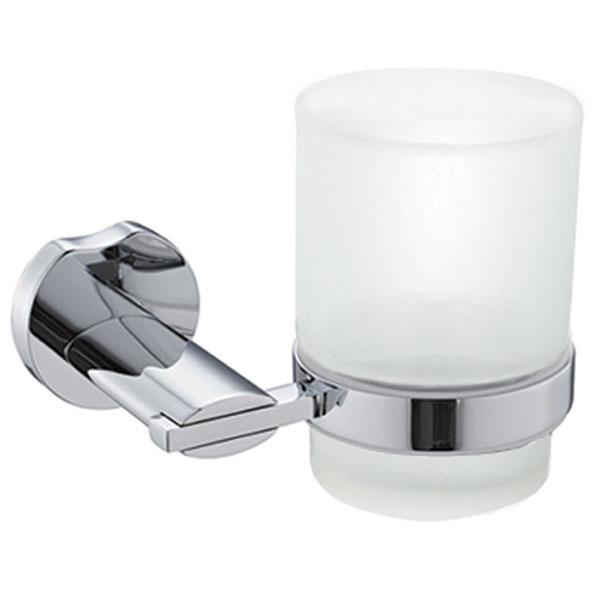 купить Стакан для зубных щеток Raiber R53902 Хром по цене 935 рублей