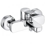 Комплект смесителей Kludi Pure&Easy 370280565+376810565+681600500 Хром-2