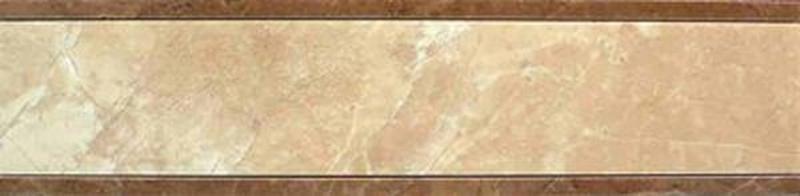 Керамический бордюр Ceracasa Dorian Cenefa 1 Lineal Pulido 9,5х38,8 см
