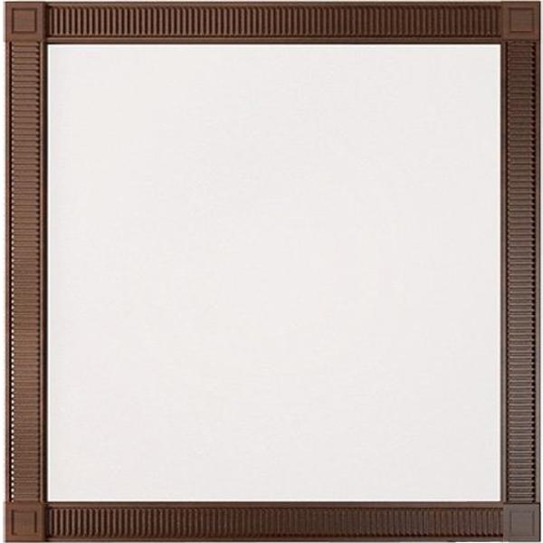 Зеркало Opadiris Фреско 100 Z0000002039 Светлый орех с темной патиной комплект мебели opadiris фреско z0000003877 z0000003876 10 030 00800 001