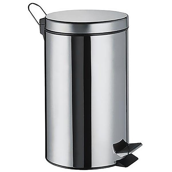 Ведро мусорное WasserKRAFT K-633 3 л Хром p gouin 2 versettes k 154a