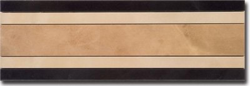 Керамический бордюр Ceracasa Damore Cenefa 2 Dark 12,8х38,8 см керамический бордюр mayolica versailles cenefa 10х28 см