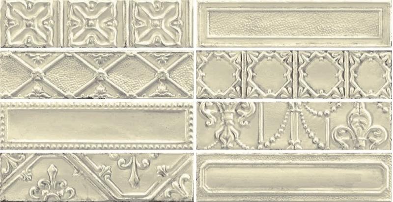 купить Керамический декор Marazzi Ragno Eden Tin Cotone R12D 7х28 см дешево