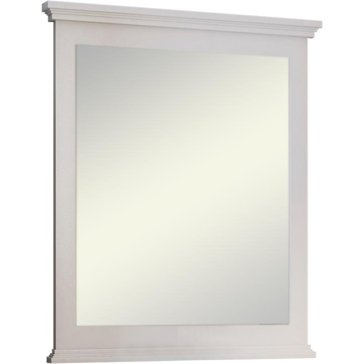 Зеркало Opadiris Палермо 75 Z0000008553 Белое матовое