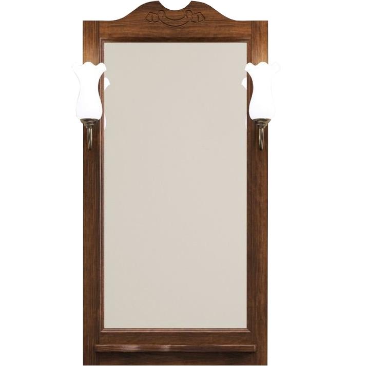 Зеркало Opadiris Тибет 50 Беленый бук