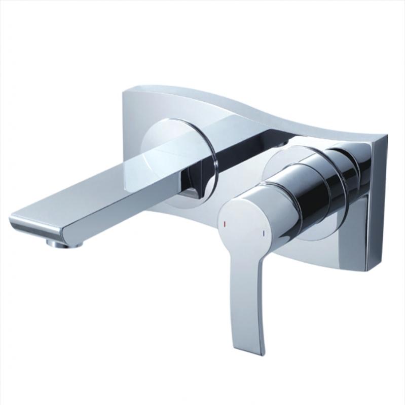 Смеситель для раковины Schein Swing 43204/8007007A Хром смеситель для раковины schein swing высокий 43221 8007002