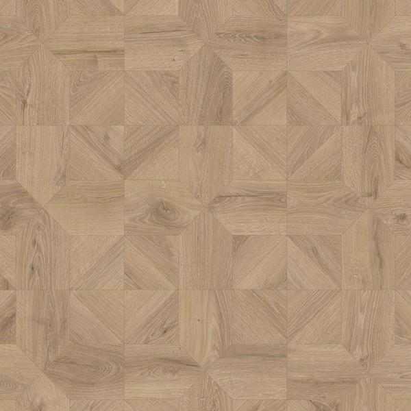 Ламинат Quick Step Impressive Patterns Дуб песочный брашированный IPA4142 1200х396х8 мм