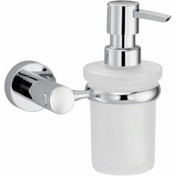 Фото - Дозатор для жидкого мыла WasserKRAFT Donau K-9499 Хром дозатор для жидкого мыла siesta настенный хром сатин