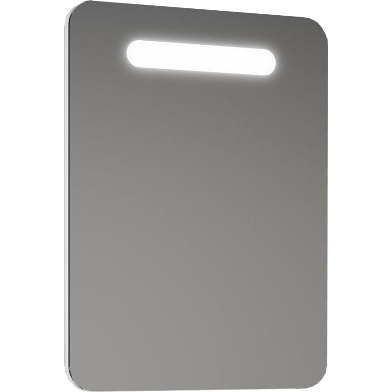 Зеркало Smile Арабеско 60 с подсветкой с кнопочным выключателем с розеткой