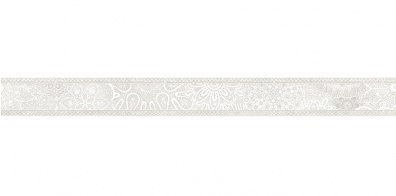 Керамический бордюр Alma Ceramica Janet BWU60JNT004 6х60 см керамический бордюр alma ceramica nicole bwu53ncl003 6 7х50 см