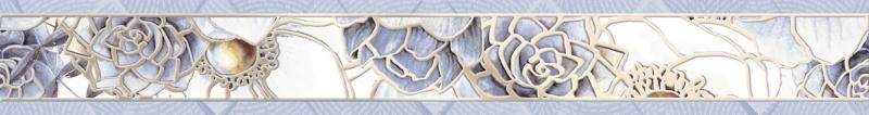 Керамический бордюр Alma Ceramica Lima BWU53LIM006 6,7х50 см керамический бордюр alma ceramica nicole bwu53ncl003 6 7х50 см