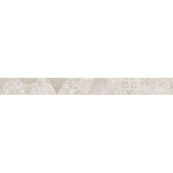 Керамический бордюр Alma Ceramica Miranda BWU60MRD004 6х60 см керамический бордюр alma ceramica naira bwu53nar404 6 7х50 см