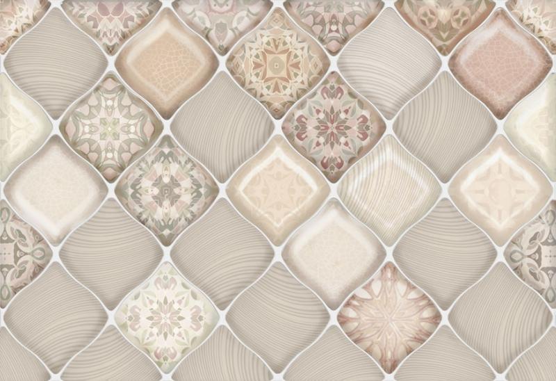 Керамическая плитка Alma Ceramica Morela TWU07MRL424 настенная 24,9х36,4 см керамическая плитка pamesa ceramica casa mayolica artisan plata настенная 20х60 см