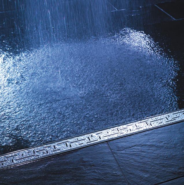 6 008 00 800 ммДушевые трапы и лотки<br>Дренажный канал Tece 6 008 00. Прямой дренажный канал из нержавеющей стали для монтажа в бетонную стяжку, с изолирующим фланцем и кронштейнами для крепления опор (приобретаются отдельно).В комплект Дренажного канала Tece 6 008 00 входит: дренажный канал, прокладка гидроизолирующая, резиновая манжета для присоединения сифона. Дополнительно приобретается: декоративная панель или решетка, сифон, комплект опор, звукоизоляция.<br>