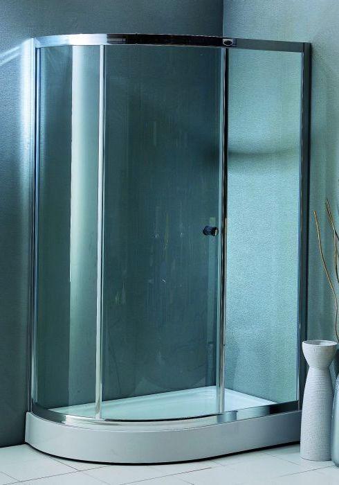 TS-646 стекло прозрачноеДушевые ограждения<br>Душевой уголок Appollo TS-646 открытый, угловой, двухстенный, левосторонний, двери раздвижные. Материал стенок: закаленное безопасное прозрачное стекло толщиной 6 мм, полированный алюминиевый профиль, хромированная ручка, акриловый поддон.<br>