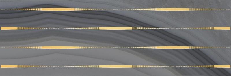 Керамический декор Laparet Agat Lines серый 20х60 см керамический декор laparet agat geo серый 20х60 см