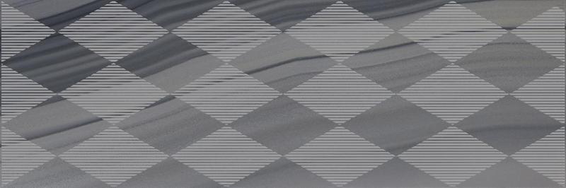 Керамический декор Laparet Agat Geo серый 20х60 см керамический декор laparet agat geo серый 20х60 см