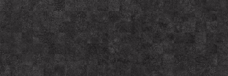 Керамическая плитка Laparet Alabama чёрный мозаика 60021 настенная 20х60 см цены