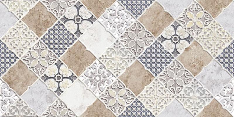 Керамический декор Alma Ceramica Poleo DWU09PLO024 24,9х50 см керамический декор alma ceramica дель маре вс9дм624 24 9х50 см