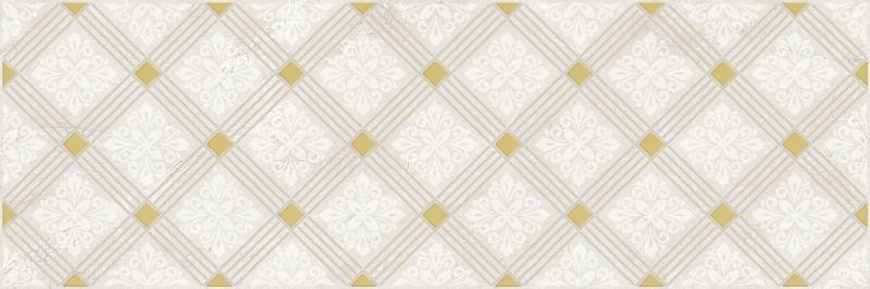 Керамический декор Laparet Royal кофейный светлый 20х60 см керамическая плитка laparet royal кофейный светлый 60049 настенная 20х60 см