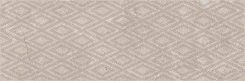 Керамический декор Laparet Elektra Rombo бежевый 20х60 см керамический декор laparet atria бежевый 20х60 см
