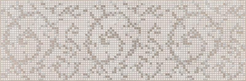 Керамический декор Laparet Elektra Roma бежевый 20х60 см керамический декор laparet atria бежевый 20х60 см