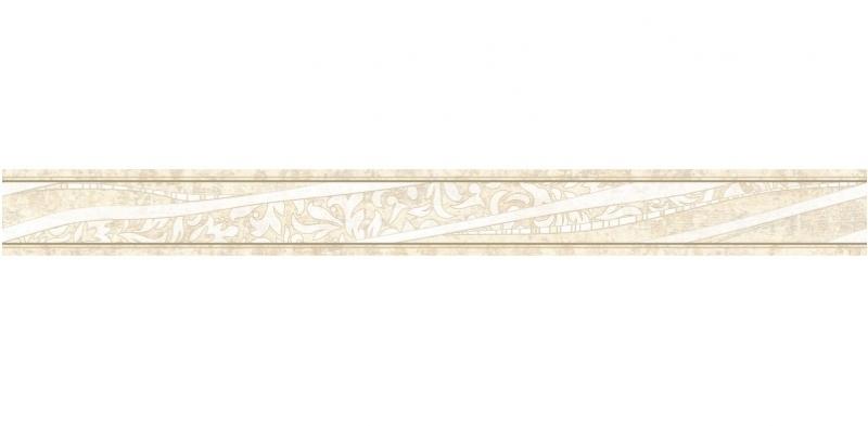 Керамический бордюр Alma Ceramica Tario BWU60TRO404 6х60 см керамический бордюр alma ceramica lima bwu53lim006 6 7х50 см