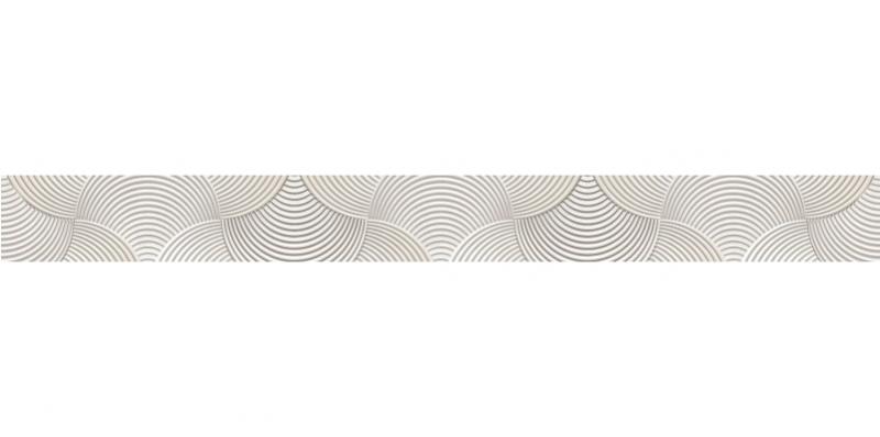 Керамический бордюр Alma Ceramica Vialle BWU60VIL414 6х60 см керамический бордюр alma ceramica nicole bwu53ncl003 6 7х50 см