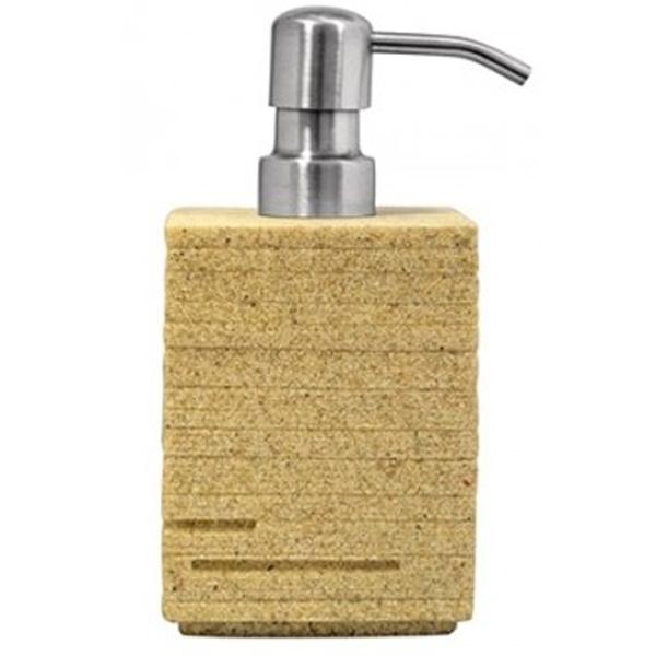 Дозатор для жидкого мыла Ridder Brick 22150511 Бежевый дозатор для жидкого мыла ridder swing 22300515 синий