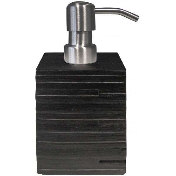 Фото - Дозатор для жидкого мыла Ridder Brick 22150510 Черный дозатор для жидкого мыла ridder paris 22250510 черный