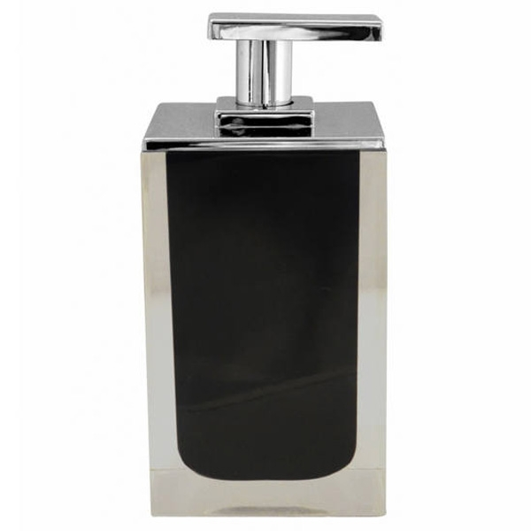 Фото - Дозатор для жидкого мыла Ridder Colours 22280510 Черный дозатор для жидкого мыла ridder paris 22250510 черный