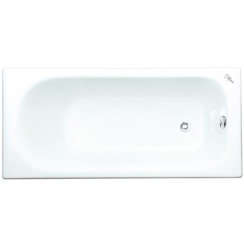 Чугунная ванна Maroni Orlando 160x70 с антискользящим покрытием чугунная ванна maroni colombo 150x75 с антискользящим покрытием