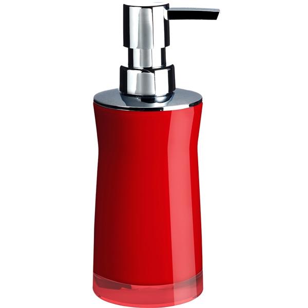Дозатор для жидкого мыла Ridder Disco 2103506 Красный дозатор для жидкого мыла ridder swing 22300515 синий