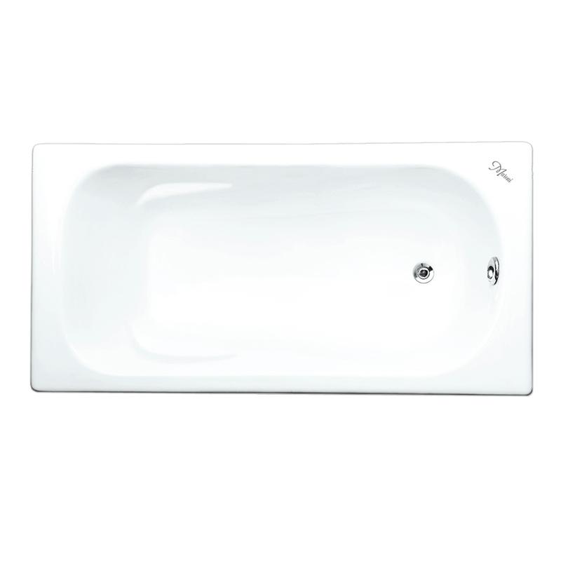 Чугунная ванна Maroni Colombo 170x75 с антискользящим покрытием чугунная ванна maroni colombo 150x75 с антискользящим покрытием