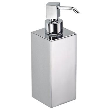Дозатор для жидкого мыла Schein Watteau 212DTT Хром дозатор для жидкого мыла schein watteau 122d r хром белый