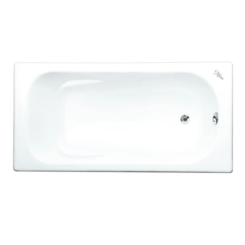Чугунная ванна Maroni Colombo 150x75 с антискользящим покрытием чугунная ванна maroni colombo 150x75 с антискользящим покрытием