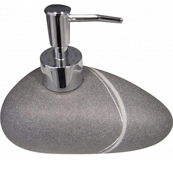 Дозатор для жидкого мыла Ridder Little Rock 22190507 Серый дозатор для жидкого мыла ridder swing 22300515 синий
